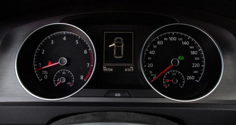 Volkswagen Golf VII 1.2 TSI 105 BLUEMOTION TECHNOLOGY CONFORTLINE DSG7 3P Gris occasion à Chambourcy - photo n°5