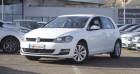 Volkswagen Golf VII 1.2 TSI 105 BLUEMOTION TECHNOLOGY CONFORTLINE DSG7 5P Blanc à Chambourcy 78