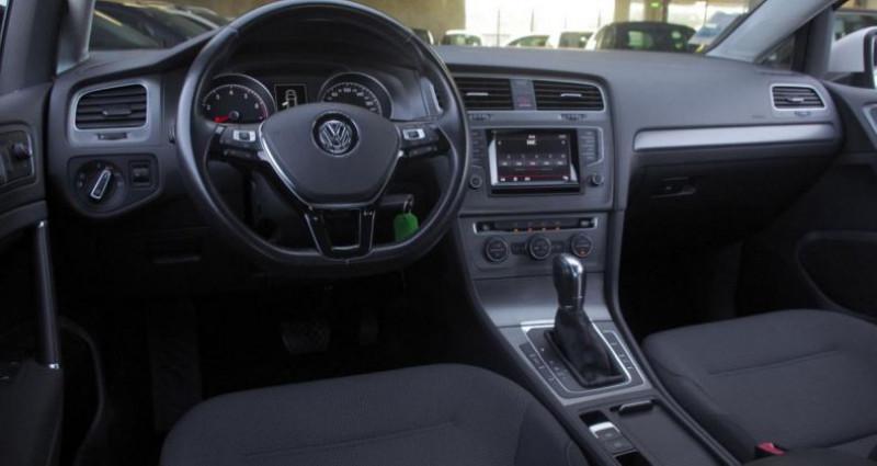 Volkswagen Golf VII 1.2 TSI 105 BLUEMOTION TECHNOLOGY CONFORTLINE DSG7 5P Blanc occasion à Chambourcy - photo n°2