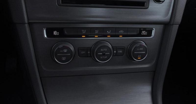 Volkswagen Golf VII 1.2 TSI 105 BLUEMOTION TECHNOLOGY CONFORTLINE DSG7 5P Blanc occasion à Chambourcy - photo n°7