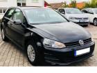 Volkswagen Golf VII 1.2 TSI 105 Noir à Beaupuy 31