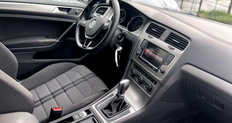 Volkswagen Golf VII 1.2 TSI DSG COMFORTLINE PDC KLIMA Blanc occasion à Bascharage - photo n°6