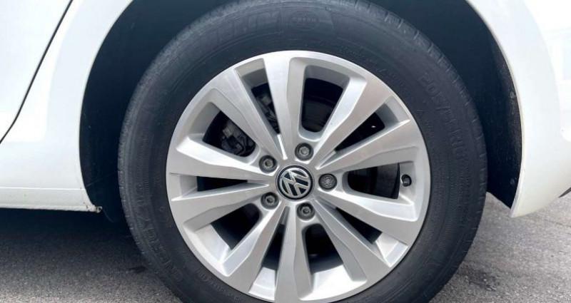 Volkswagen Golf VII 1.2 TSI DSG COMFORTLINE PDC KLIMA Blanc occasion à Bascharage - photo n°7