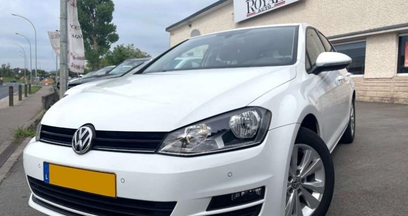 Volkswagen Golf VII 1.2 TSI DSG COMFORTLINE PDC KLIMA Blanc occasion à Bascharage