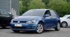 Volkswagen Golf VII 1.6 TDI 110 BLUEMOTION TECHNOLOGY 6CV CONFORT BUSINESS D Bleu à Chambourcy 78