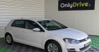 Volkswagen Golf VII 1.6 TDI 110 BMT FAP DSG7 Confortline Blanc à SAINT FULGENT 85