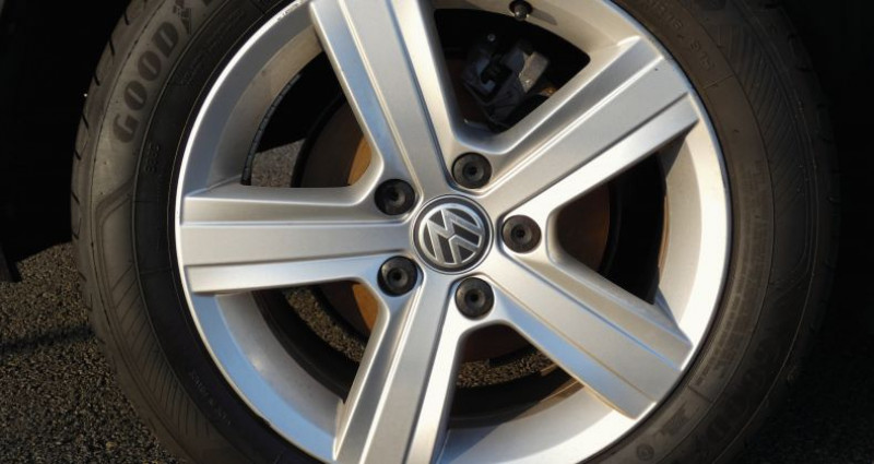 Volkswagen Golf VII 1.6 TDI 110 FAP Confortline Noir occasion à LANESTER - photo n°6