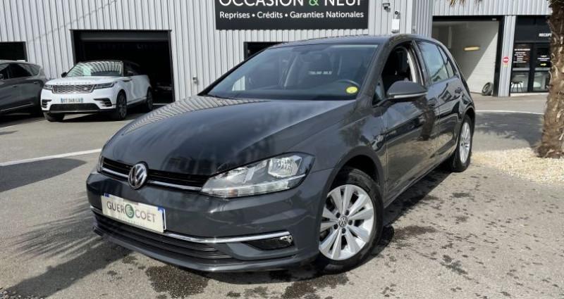 Volkswagen Golf VII 1.6 TDI 115CH FAP CONFORTLINE BUSINESS 5P Gris occasion à GUER