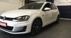 Volkswagen Golf VII 2.0 GTI 230ch BMT Performance Blanc 2015 - annonce de voiture en vente sur Auto Sélection.com