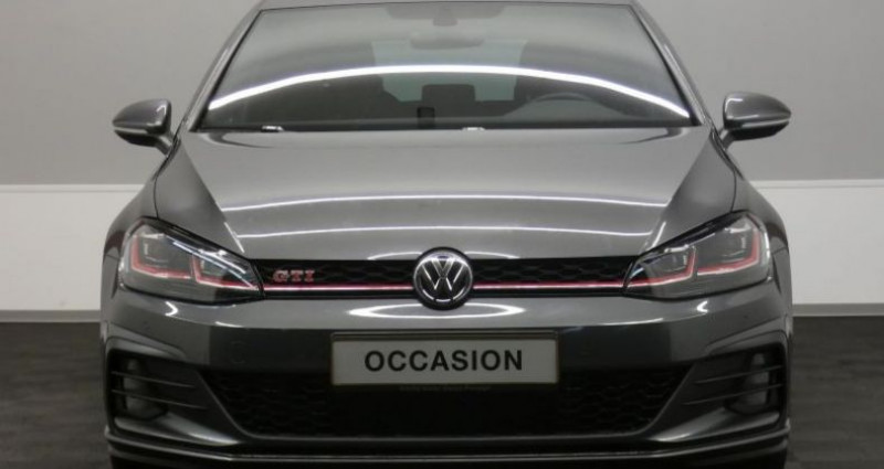 Volkswagen Golf VII 2.0 Gti Performance Gris occasion à Petange - photo n°2