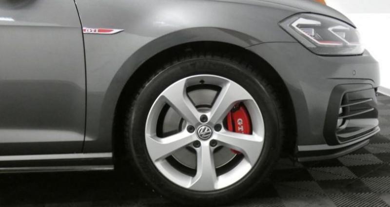 Volkswagen Golf VII 2.0 Gti Performance Gris occasion à Petange - photo n°6