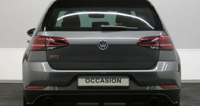 Volkswagen Golf VII 2.0 Gti Performance Gris occasion à Petange - photo n°5