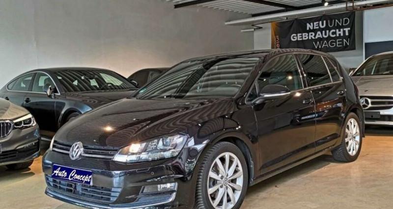 Volkswagen Golf VII 2.0 TDI 150 FAP BlueMotion Noir occasion à LANESTER