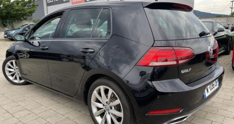 Volkswagen Golf VII 2.0 TDI 150ch BlueMotion Technology FAP Carat Exclusive  Noir occasion à SELESTAT - photo n°4