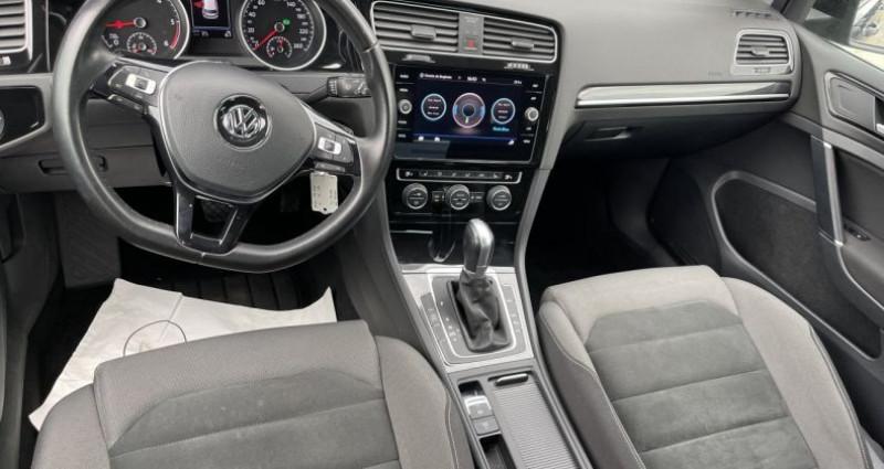 Volkswagen Golf VII 2.0 TDI 150ch BlueMotion Technology FAP Carat Exclusive  Noir occasion à SELESTAT - photo n°5