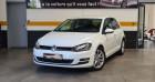 Volkswagen Golf VII 2.0 TDI 150ch Carat 5p Cuir Blanc à MAUBEUGE 59