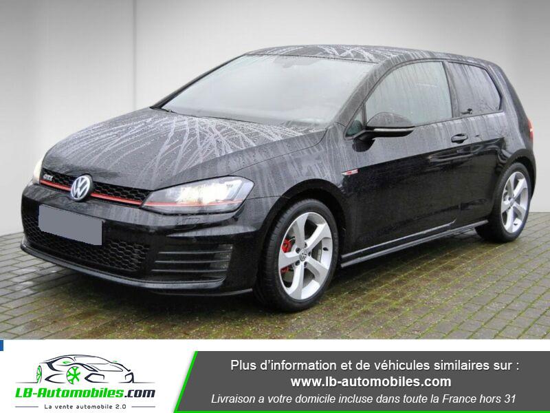 Volkswagen Golf VII 2.0 TSI 220 GTI DSG Noir occasion à Beaupuy