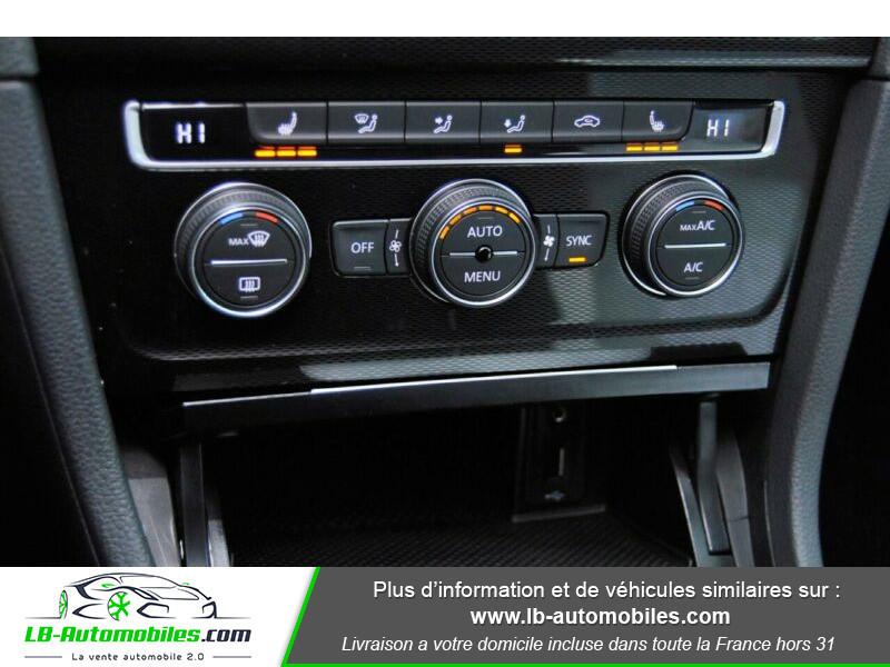 Volkswagen Golf VII 2.0 TSI 220 GTI DSG Noir occasion à Beaupuy - photo n°13