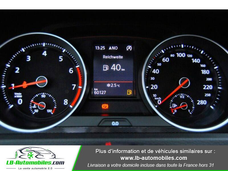 Volkswagen Golf VII 2.0 TSI 220 GTI DSG Noir occasion à Beaupuy - photo n°10