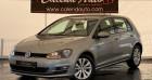 Volkswagen Golf vii 7 1.6 tdi 105 confortline 5p Gris à VILLE LA GRAND 74