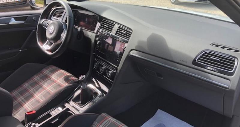 Volkswagen Golf VII GTI PERFORMANCE BV6 Blanc occasion à La Buisse - photo n°7