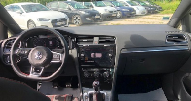 Volkswagen Golf VII GTI PERFORMANCE BV6 Blanc occasion à La Buisse - photo n°3