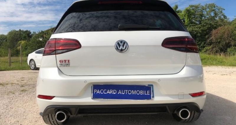 Volkswagen Golf VII GTI PERFORMANCE BV6 Blanc occasion à La Buisse - photo n°2