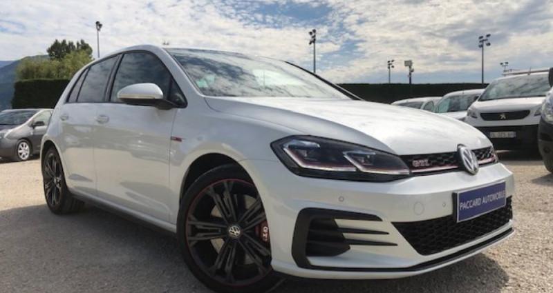 Volkswagen Golf VII GTI PERFORMANCE BV6 Blanc occasion à La Buisse