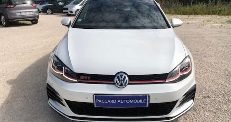 Volkswagen Golf VII GTI PERFORMANCE BV6 Blanc occasion à La Buisse - photo n°5