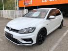 Volkswagen Golf VII R 2.0 TSI 300 DSG7 4MOTION GPS Full LED JA19 Blanc à Lescure-d'Albigeois 81