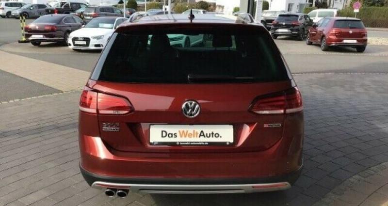 Volkswagen Golf VII Variant Rouge occasion à Eschentzwiller - photo n°6