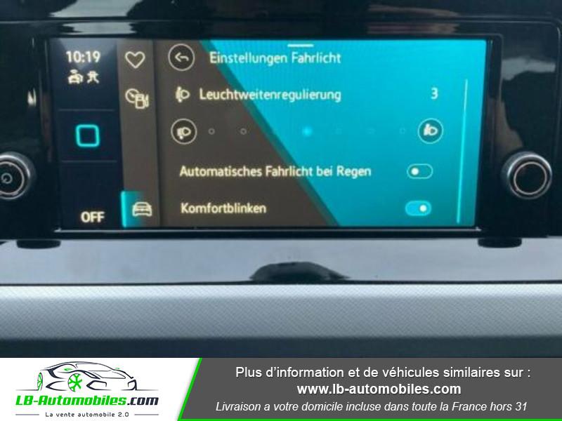 Volkswagen Golf VIII 1.0 TSI 110 Blanc occasion à Beaupuy - photo n°10