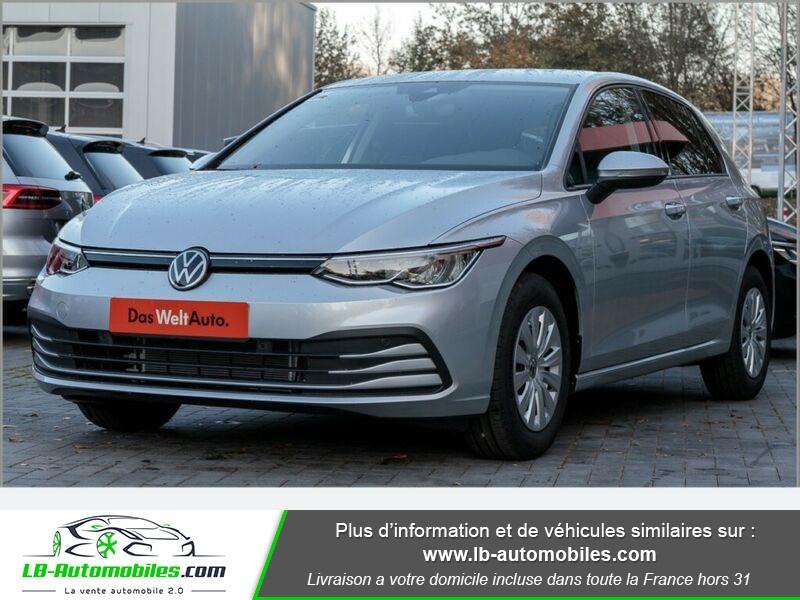 Volkswagen Golf VIII 1.0 TSI 110 Argent occasion à Beaupuy