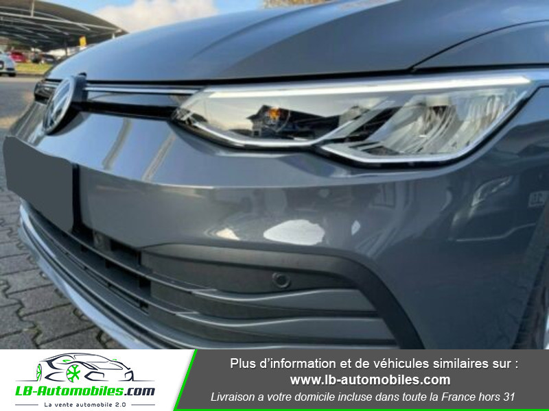 Volkswagen Golf VIII 1.0 TSI 110 Gris occasion à Beaupuy - photo n°5