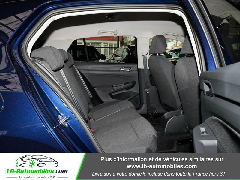 Volkswagen Golf VIII 1.0 TSI 110 Bleu occasion à Beaupuy - photo n°7