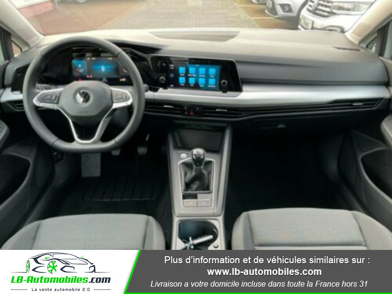 Volkswagen Golf VIII 1.0 TSI 110 Gris occasion à Beaupuy - photo n°9