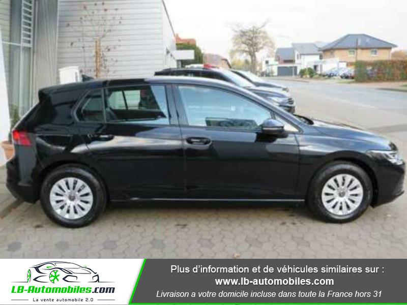 Volkswagen Golf VIII 1.0 TSI 110 Noir occasion à Beaupuy - photo n°8