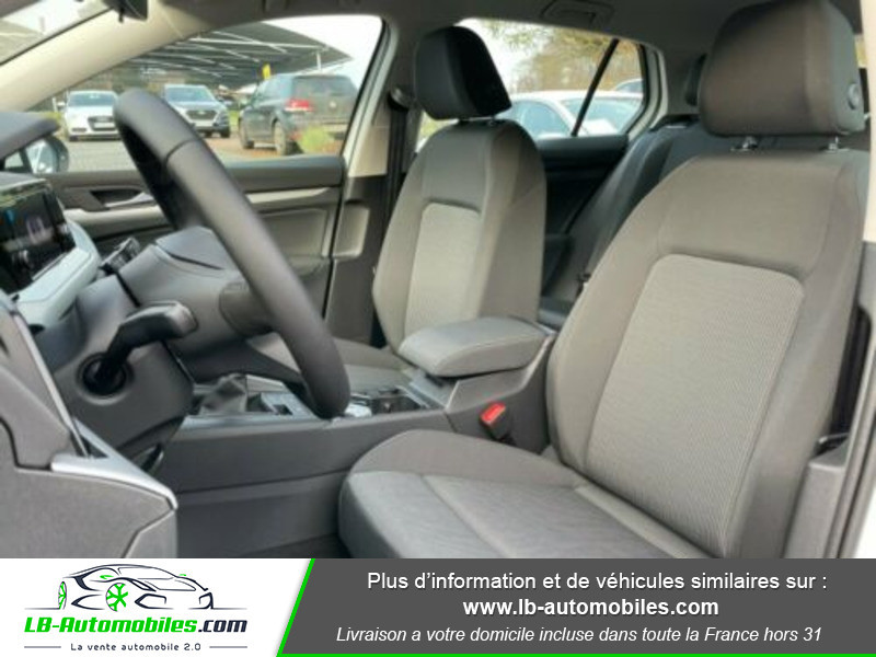 Volkswagen Golf VIII 1.0 TSI 110 Gris occasion à Beaupuy - photo n°6