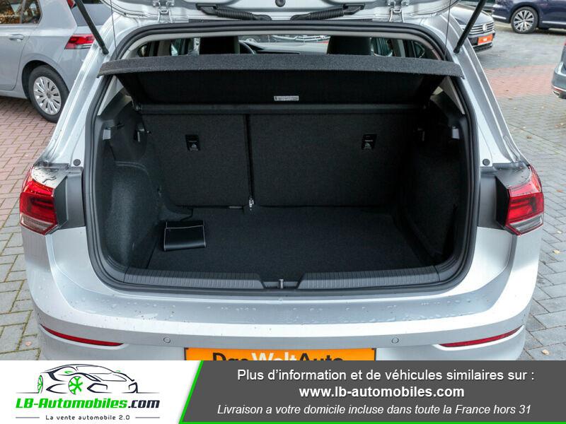 Volkswagen Golf VIII 1.0 TSI 110 Argent occasion à Beaupuy - photo n°12
