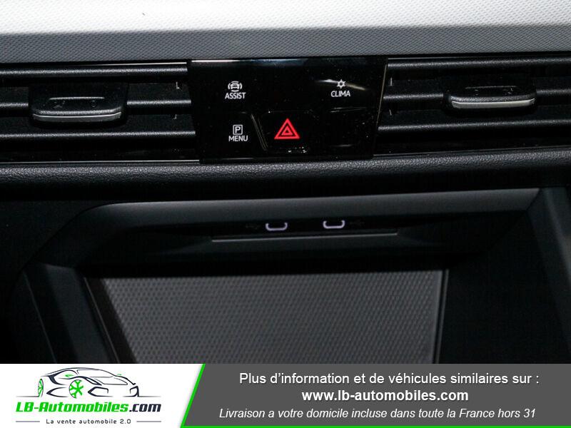 Volkswagen Golf VIII 1.0 TSI 110 Bleu occasion à Beaupuy - photo n°11