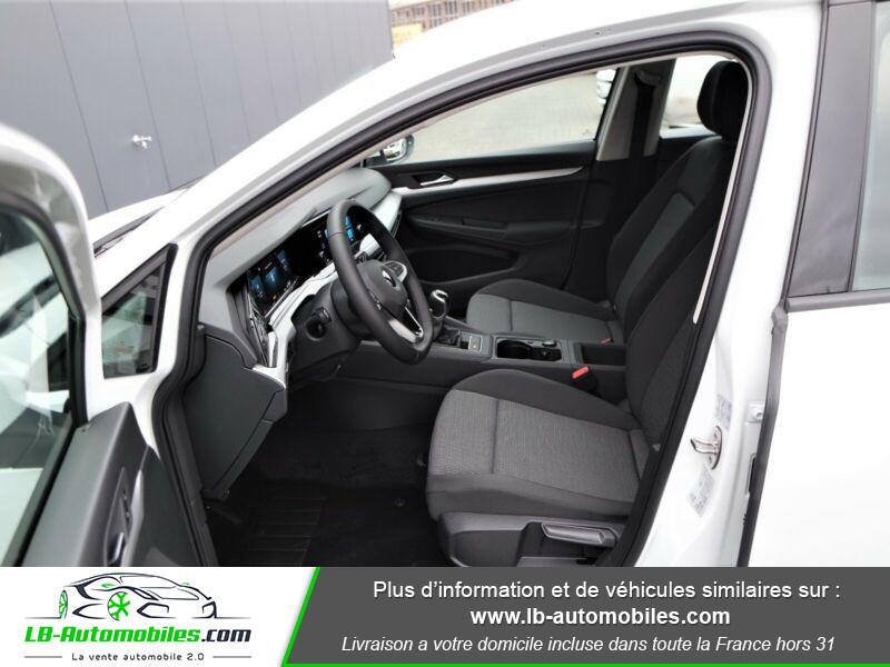 Volkswagen Golf VIII 1.0 TSI 110 Blanc occasion à Beaupuy - photo n°15
