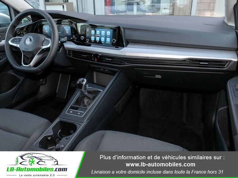 Volkswagen Golf VIII 1.0 TSI 110 Argent occasion à Beaupuy - photo n°4