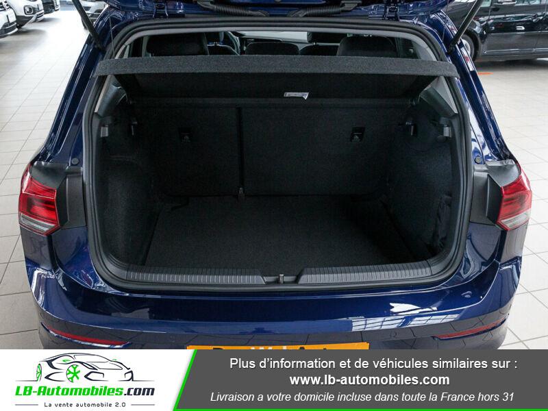 Volkswagen Golf VIII 1.0 TSI 110 Bleu occasion à Beaupuy - photo n°12