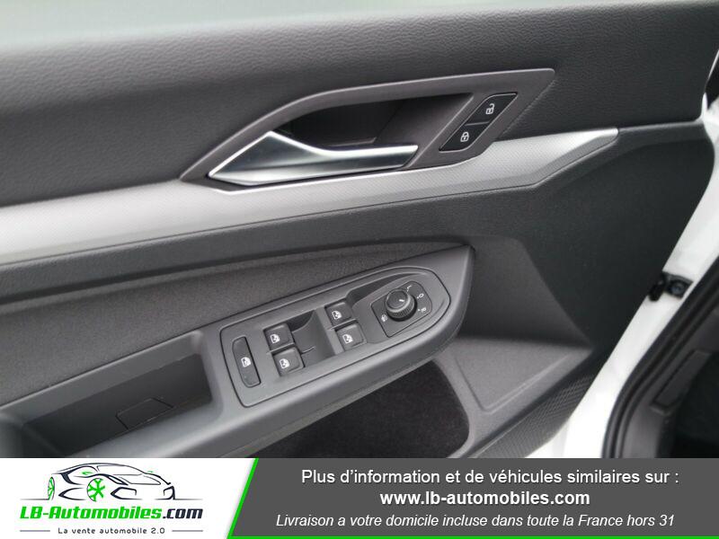 Volkswagen Golf VIII 1.0 TSI 110 Blanc occasion à Beaupuy - photo n°7