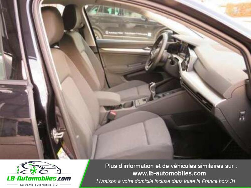 Volkswagen Golf VIII 1.0 TSI 110 Noir occasion à Beaupuy - photo n°4