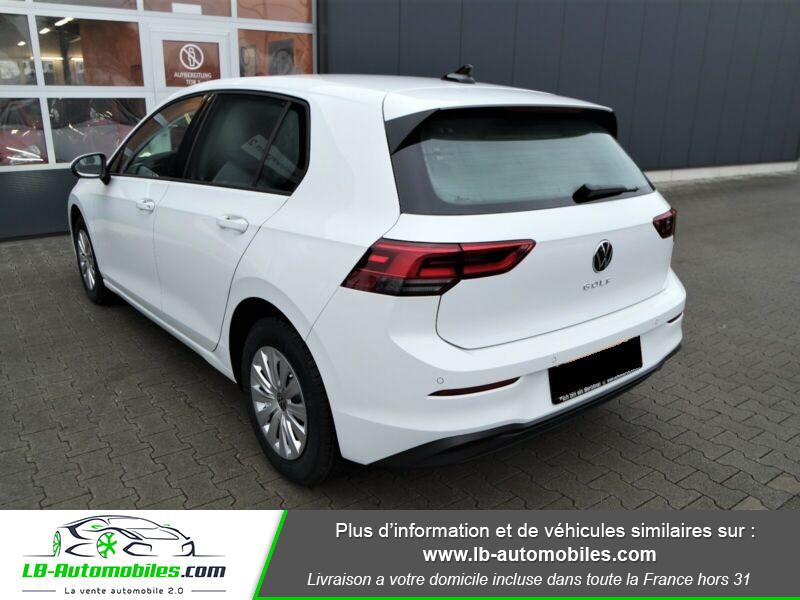 Volkswagen Golf VIII 1.0 TSI 110 Blanc occasion à Beaupuy - photo n°4