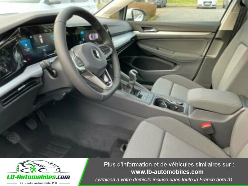 Volkswagen Golf VIII 1.0 TSI 110 Gris occasion à Beaupuy - photo n°7