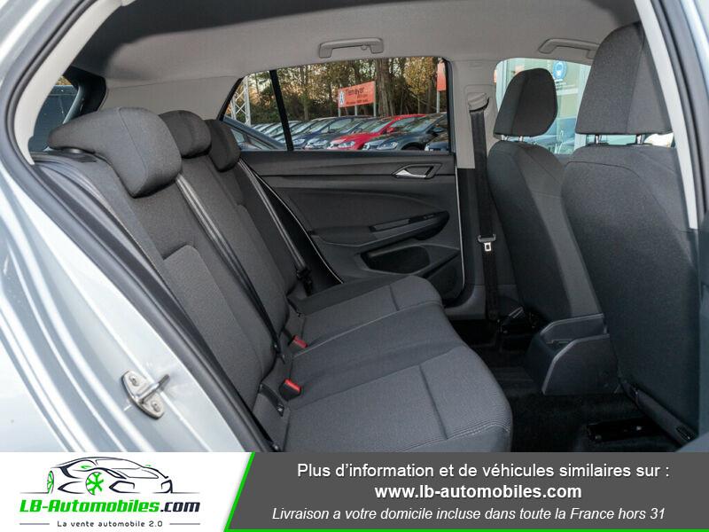 Volkswagen Golf VIII 1.0 TSI 110 Argent occasion à Beaupuy - photo n°7