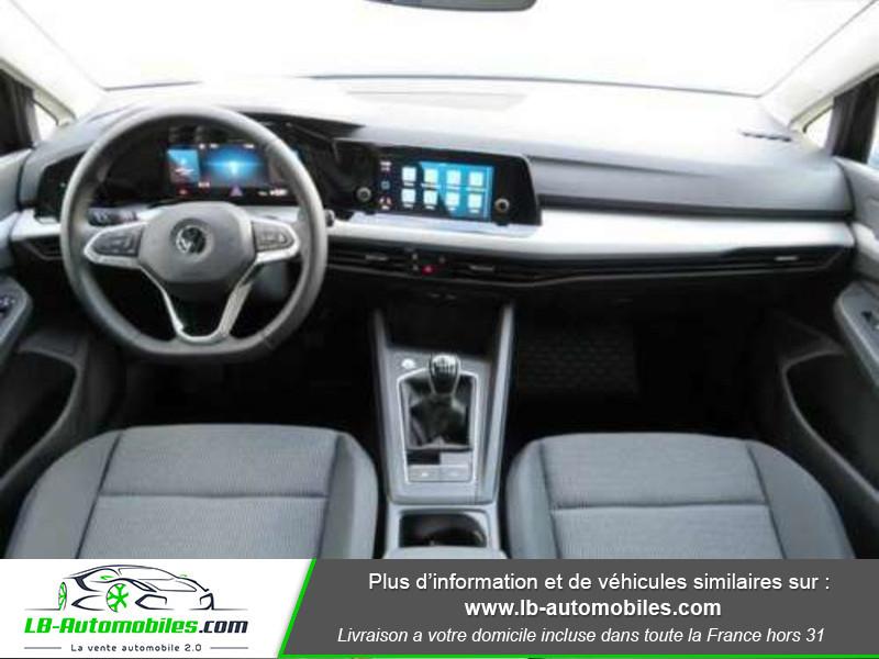 Volkswagen Golf VIII 1.0 TSI 110 Noir occasion à Beaupuy - photo n°6