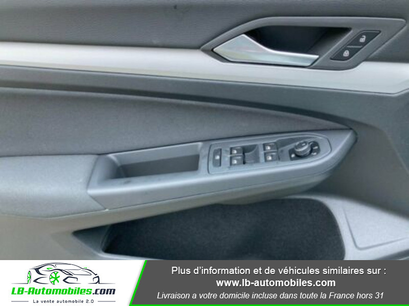 Volkswagen Golf VIII 1.0 TSI 110 Blanc occasion à Beaupuy - photo n°6